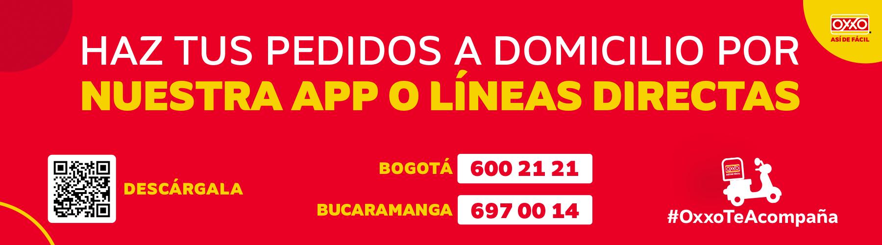 OXXO Colombia WhatsApp P9 2020
